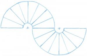 Slinky shape