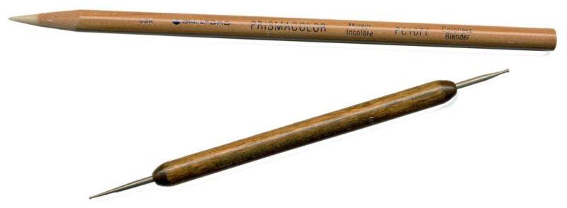 clr pencil drawing tools