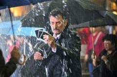 Johnny Hallyday dans le film Vengeance