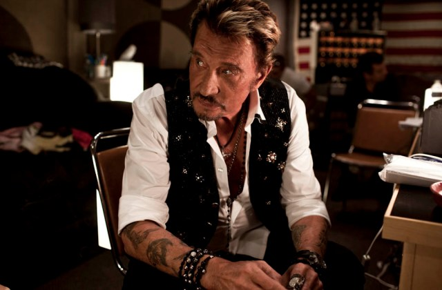 tatouages Johnny Hallyday