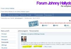 Forum Johnny Hallyday avatar