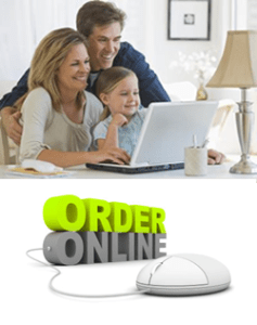 Order you website online - Click here