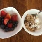 Timber's breakfast at Sugarbush