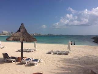 Club Med Cancún Yucatán, looking good