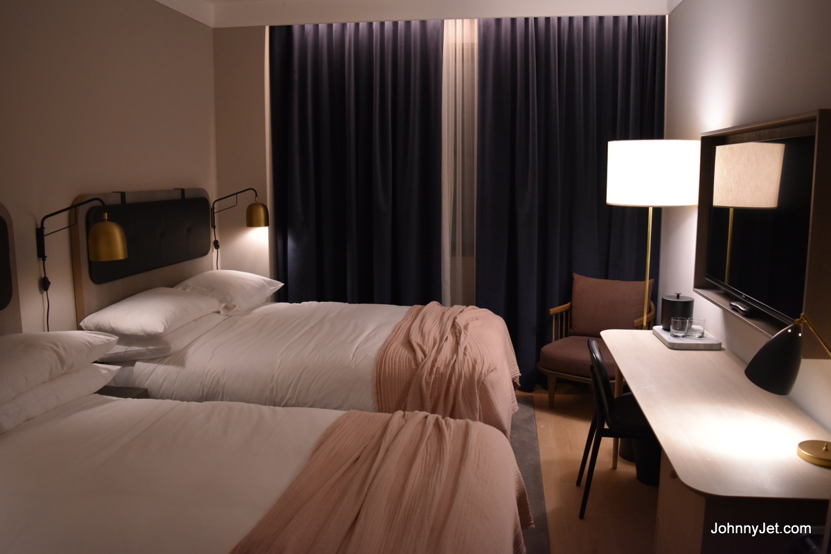 11 Howard Room with Double Beds