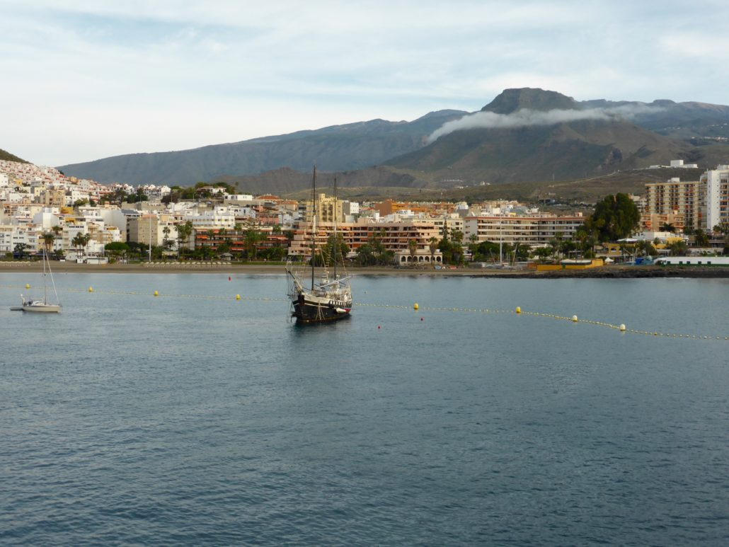 La Gomera is a popular island with sailors