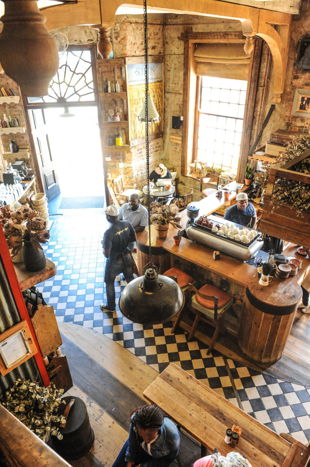 Schoon: It's not just a bakery, it's a collaboration of artists and artisans under one roof