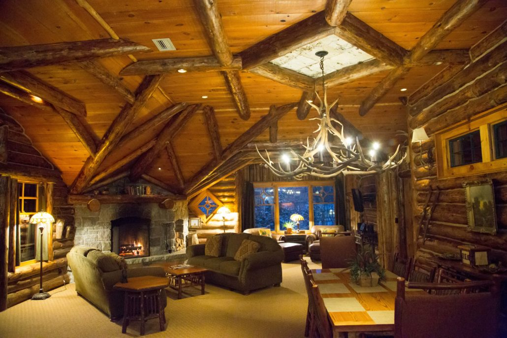 Whiteface Lodge's Presidential Suite (Credit: Whiteface Lodge)
