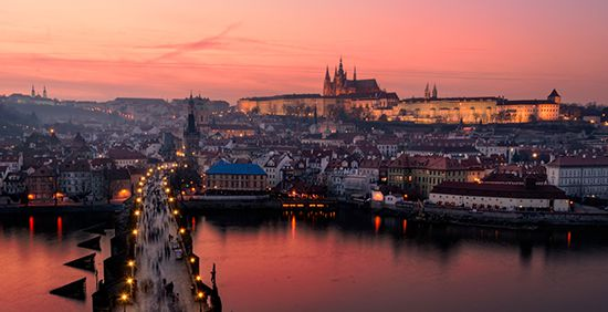 Win a trip to Central Europe (Credit: World Nomads)
