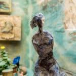 Sculpture in Malta (Credit: Justin Weiler)