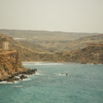 The rocky coast of Malta (Credit: Justin Weiler)