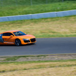 More laps in the R8