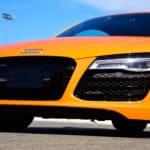 Our orange R8