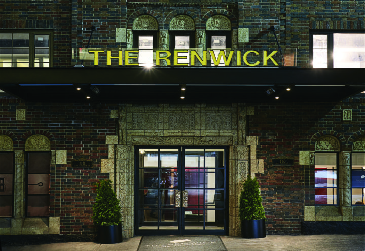 The Renwick Hotel New York City (Credit: Curio – A Collection by Hilton)
