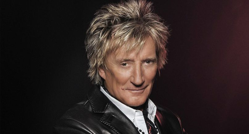 Rod Stewart A Legend
