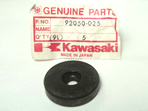 92050025 NOS Kawasaki Clutch Pushrod Seal | Johnny's Vintage Motorcycle Company