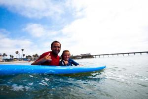 ocean experience surfing