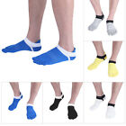5 Pairs Five Toes Separated Sports Yoga Soft Low Cut Socks for Men and Women