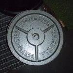 Cap Olympic Plates