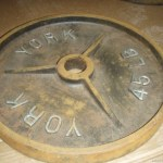 How to Remove Rust & Refinish Rusted Olympic Plates