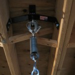 Heavy Bag Rafter Mount