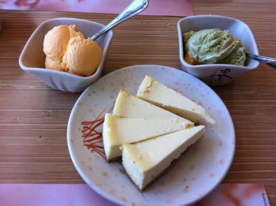 yessushi-cheesecake