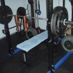 Bench Press 287.5 lb