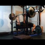 Reverse grip bench press