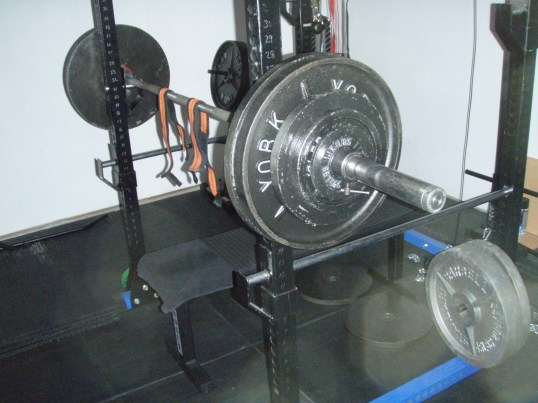 305 lb Reverse Grip Bench Press