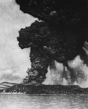 Krakatoa 1883
