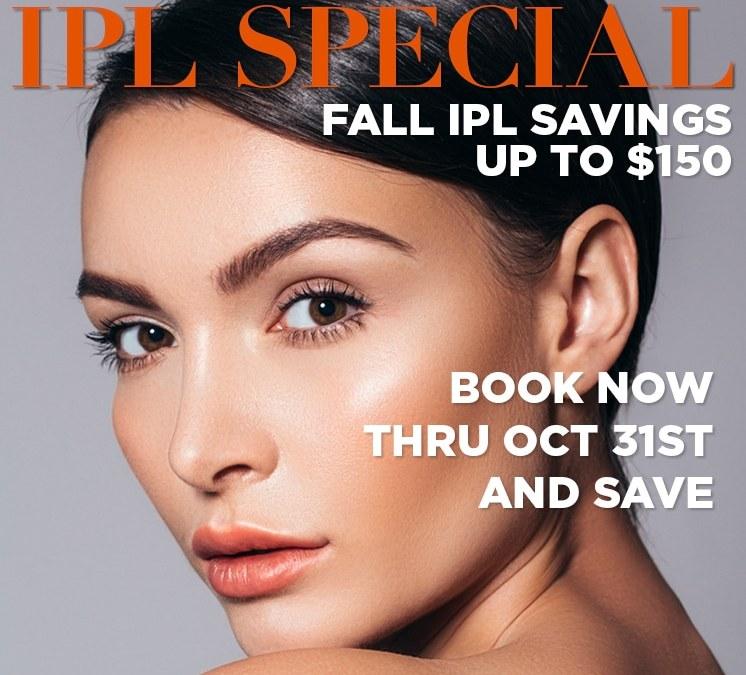 IPL Fall Savings!