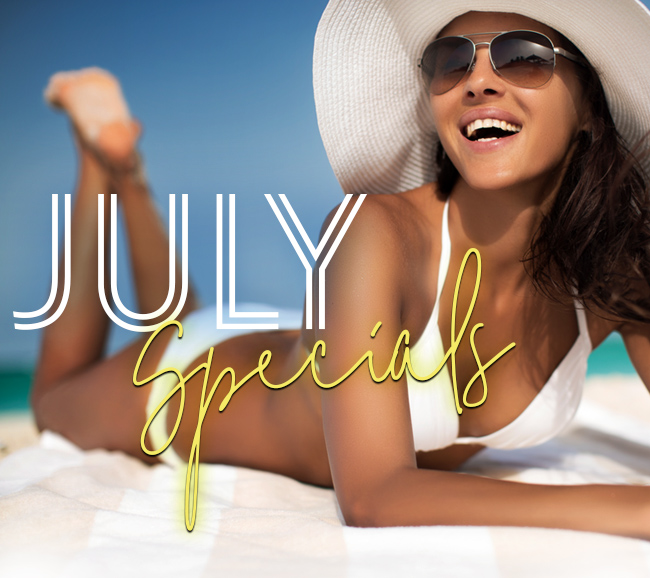 July Specials!