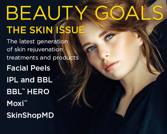 BeautyGoals – The Body Issue