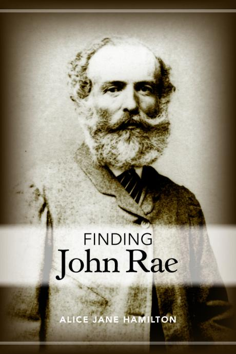 Finding John Rae book
