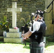 Graveside Commemoration and Wreath Laying