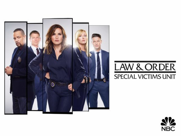 Law & Order: Special Victims Unit Series Regulars Season 20