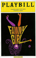 Playbill for Funny Girl