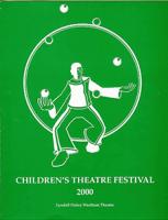 program for Children's Theatre Festival and The Magic Journey