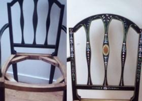 Sheraton Armchair