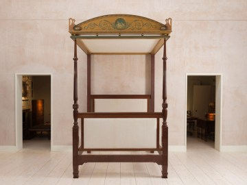 Late 18th Century bespoke 4-Poster Bed