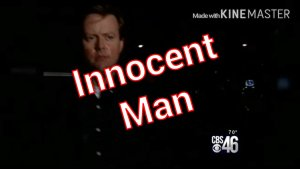 Innocent Man Scott Davis