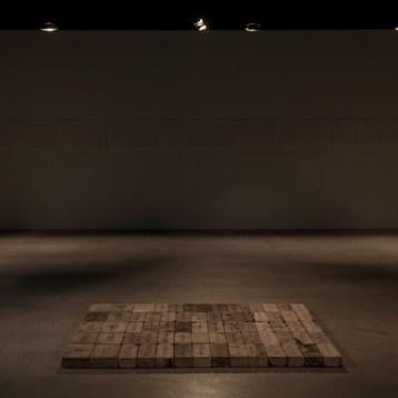 john ros, mixed media installation, rosefsky gallery, suny bnighamton, fall 2017