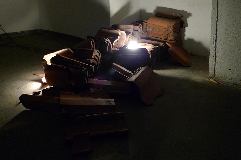 john ros installation, nautical chart, 2010
