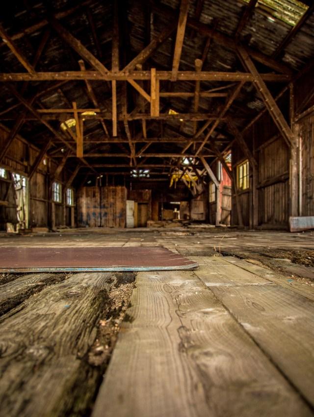 Fotografering av övergivet hus-14