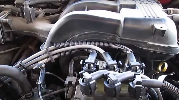 Ford Explorer follow up Test - Factory Spark Plugs & Plug Wire Set