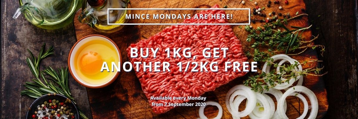 Mince Mondays at Saunderson's