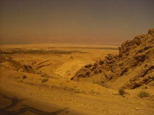 Desert rocks Jordan