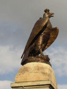 Falcon Stands 2