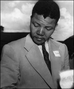 Nelson Mandela in the Fifties