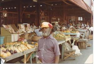 Georgetown Stabroek market